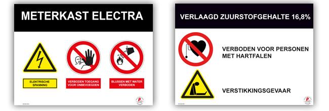 techniek-en-ict veiligheidssignalering en advies