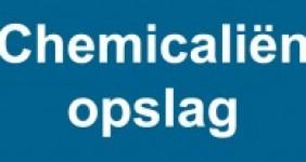 Chemicaliën opslag
