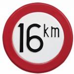 520165 16km-bord (oldtimer uitvoering)