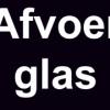 afvoer-glas